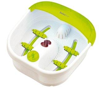 SELECLINE FM588B Masajeador talasoterapia para pies (producto económico alcampo), rodillo de masaje, lámpara infrarrojos, potencia 60w