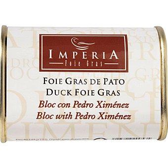 Imperia Foie gras de pato al Pedro Ximénez Lata 130 g