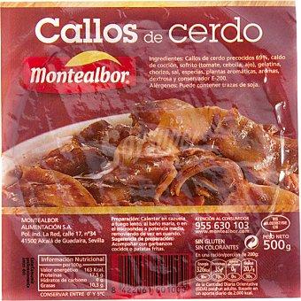 Montealbor Callos de cerdo 500 g