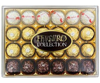 Ferrero Rocher Bombones de chocolate y avellana Caja 269 g