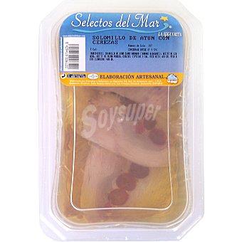 Selectos del mar Solomillo de atún con cerezas Tarrina 650 g