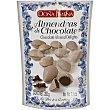 almendras de chocolate bolsa 200 g Doña Jimena