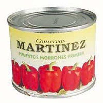 Martinez Pimiento morrón entero Lata 125 g