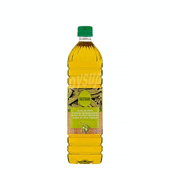 Hacendado Aceite oliva sabor intenso tapon verde Botella 1 l