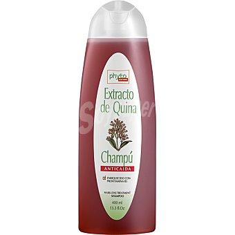 Luxana Phyto Nature Champu Extracto de Quina anticaida enriquecido con provitamina B5 Botella 400 ml