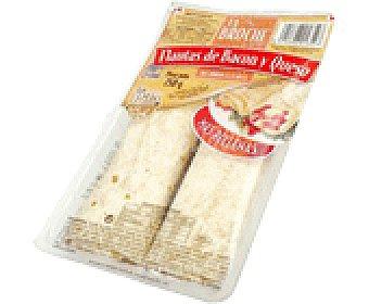 La Broche Flauta bacon-queso 1 UNI