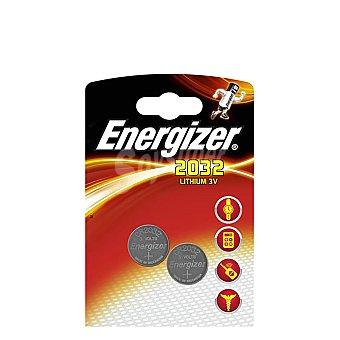 Energizer Pack de Pilas Especiales 2032 De Litio 2 ud