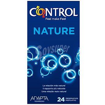 Control Preservativos Adapta Nature Caja 24 uds