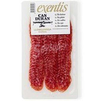 Can Duran Longaniza extra exentis Sobre 100 g