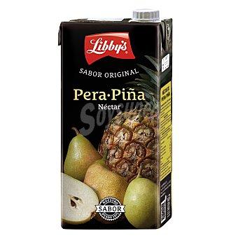 Libby's Néctar de pera y piña 1 litro