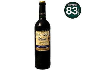 Señorio de Los Llanos Vino tinto D.O. Valdepeñas Botella 75 cl