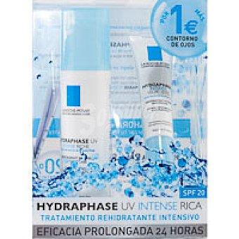 UV Rica + ojos LA ROCHE POSAY Hydraphase Insente Pack 50
