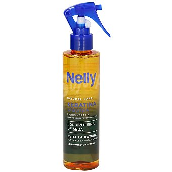 Nelly Keratina líquida reestructurador del cabello antirotura Spray 200 ml