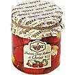 Pimientos cherry rellenos de queso frasco 200 g frasco 200 g Rosara