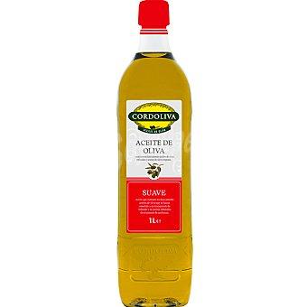 Cordoliva Aceite de oliva suave Botella 1 l