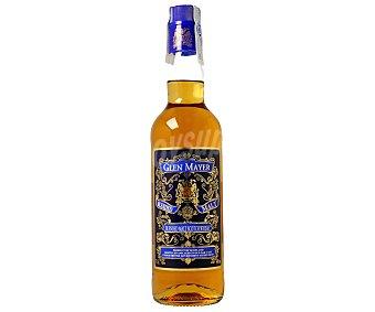 GLEN MAYER Whisky pure malt Botella de 70 centilitros