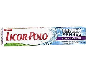 Licor del Polo Pasta de dientes Frozen Senses Blanco & Lemon Fresh tubo 75 ml tubo 75 ml