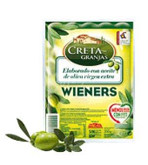 Creta Granjas Salchichas Wieners 200 g