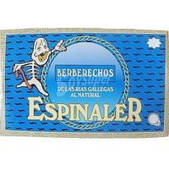 Conservas Espinaler Berberechos Lata 120 g