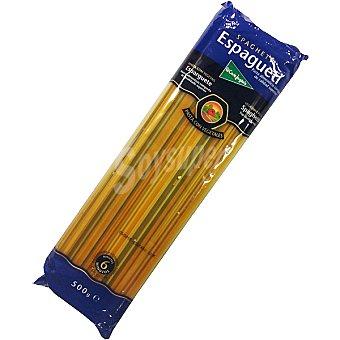 EL CORTE INGLES espaguetis con vegetales paquete 500 g