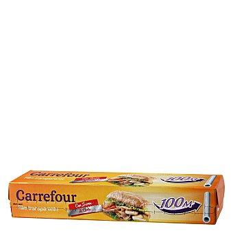 Carrefour Film transparente 100 metros.