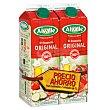 Gazpacho original Pack 2x1 litro Alvalle