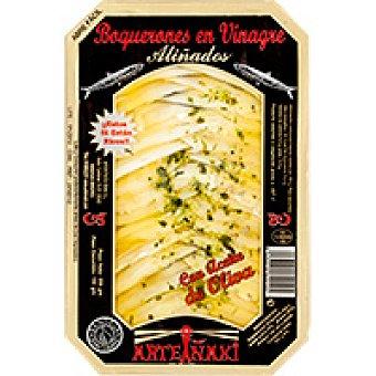 ANTEIÑAKI Boquerón de filete aliñado Bandeja 150 g