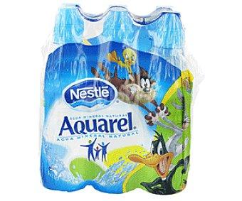 Aquarel Nestlé Nestlé Aquarel Sport Agua (pack 6x33 cl.) 1980 ml