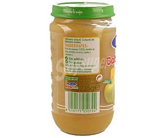 Hero Baby Tarrito de Compota de Manzana 235 g