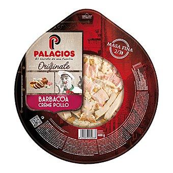 Palacios Pizza barbacoa crème pollo 400 g