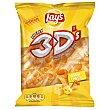 Conos snack de maíz sabor queso 3D Bolsa 100 g Matutano