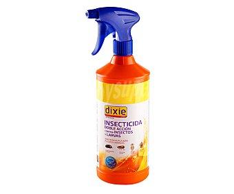Dixie Insecticida doble acción contra insectos y larvas 750 Mililitros