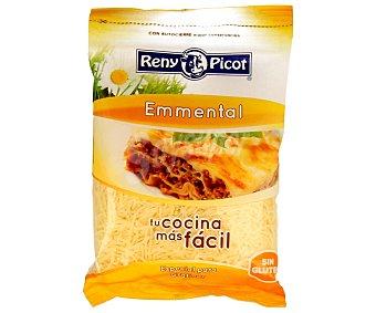 Reny Picot Queso emmental rallado especial para gratinar Bolsa de 150 g