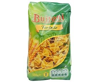 Buitoni Farfalles, pasta de sémola de trigo duro de calidad superior a las espinacas y tomate 500 Gramos