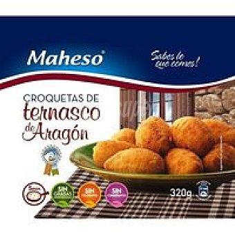 Maheso Croquetas de Ternasco de Aragón Bolsa 320 g