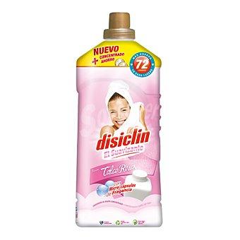 Disiclin Suavizante frescor talco rosa 72 lavados