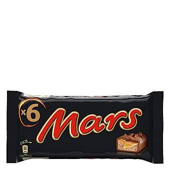 Mars Chocolatinas Pack 6 unds. 45 g