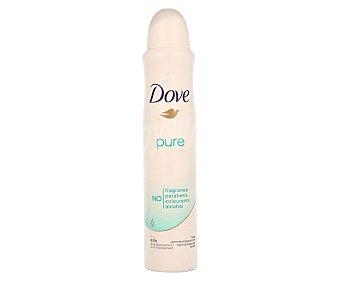 Dove Desodorante en spray antitranspirante 48 horas para mujer (sin fragancia) 200 mililitros