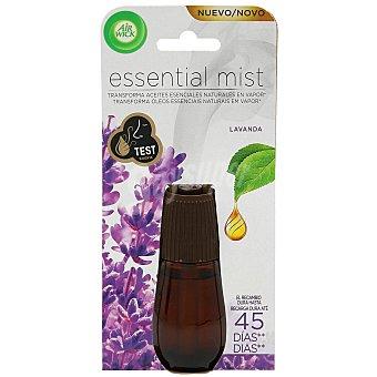 Air Wick Ambientador Essential Mist lavanda recambio Blister 1 u