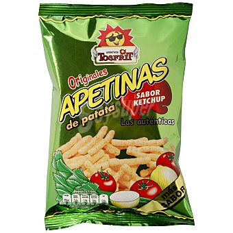 Tostfrit Apetinas ketchup Bolsa 20GRS