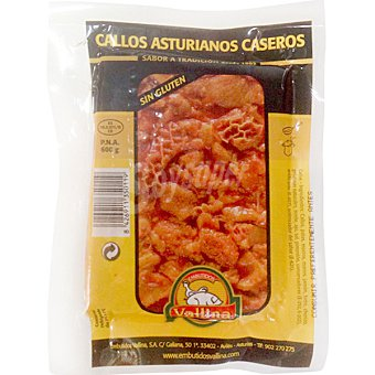 Vallina Callos asturianos caseros sin gluten Estuche 600 g