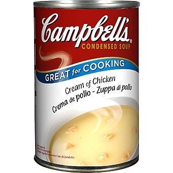 Campbell's Sopa de pollo concentrada Lata 295 g