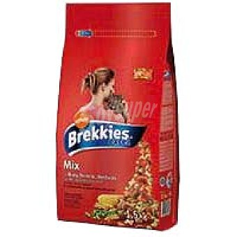 Brekkies Affinity  Mix de buey 1,5 kg