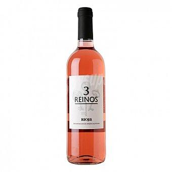 Vino D.O. Rioja rosado 3 Reinos 75 cl 75 cl