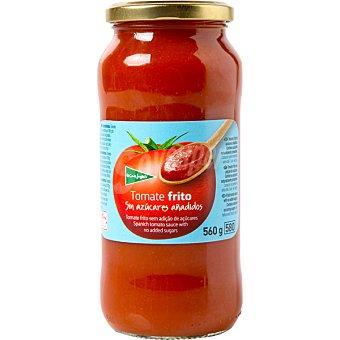 El Corte Inglés Tomate frito sin azúcares añadidos Frasco 560 g neto escurrido