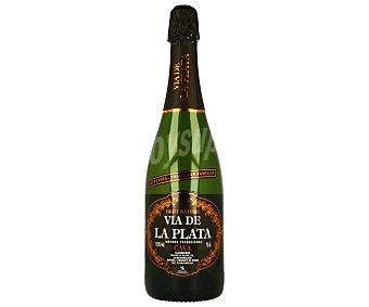 Via de la Plata Cava brut nature Botella de 75 cl