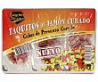 Taquitos de jamón curado 3 x 40 g Sanchez Alcaraz