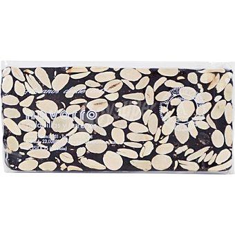 Navarro Turrón de chocolate con almendras Calidad Suprema tableta 300 g