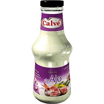Calvé Salsa de ajo Frasco 250 ml