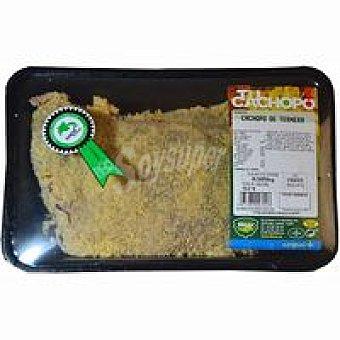 Hicor Cachopo de ternera jamón y queso 500 g